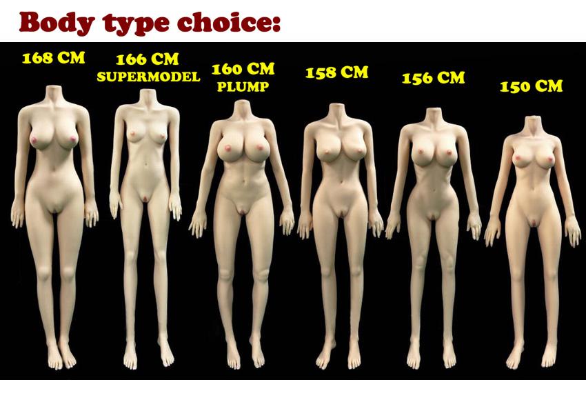 Robot series - body type EN