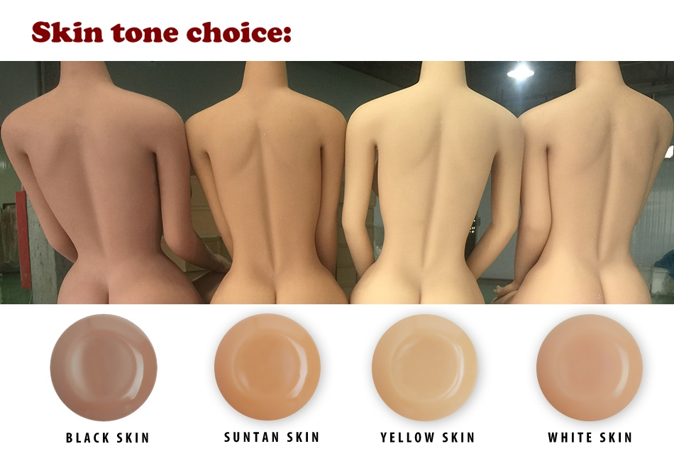 Robot skin tone option EN