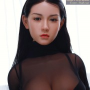 Zarina with implanted hairs (10)