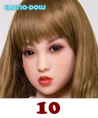 Filrdoll head #10