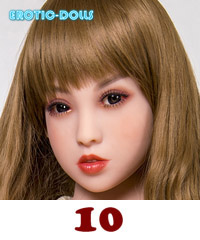 Firedoll head #10