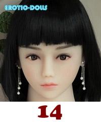 Filrdoll head #14