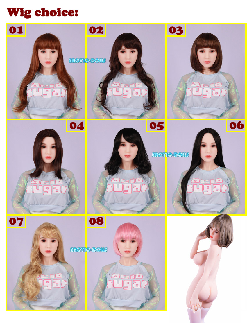 Filrdoll wig choice EN
