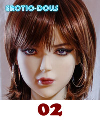 AS DOLL head #02