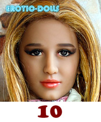AS DOLL head #10