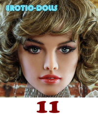 AS DOLL head #11