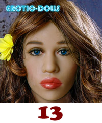 AS DOLL head #13