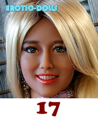 AS DOLL head #17