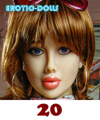 AS DOLL head #20