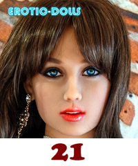 AS DOLL head #21