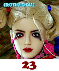 AS DOLL head #23