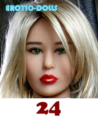 AS DOLL head #24