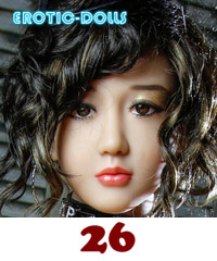 AS DOLL head #26