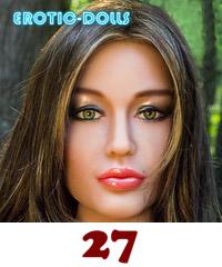 AS DOLL head #27