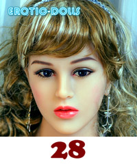 AS DOLL head #28