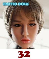 AS DOLL head #32