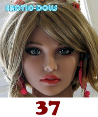 AS DOLL head #37
