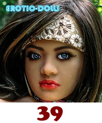 AS DOLL head #39