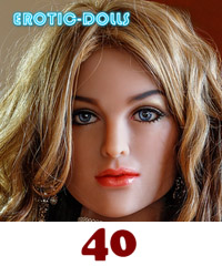 AS DOLL head #40