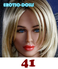AS DOLL head #41