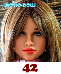 AS DOLL head #42