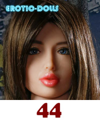 AS DOLL head #44
