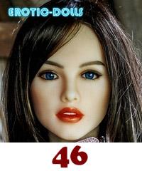 AS DOLL head #46