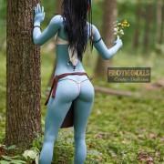 Arwen blue Avatar by SM (8)