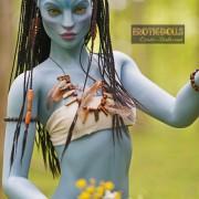 Arwen blue Avatar by SM (9)