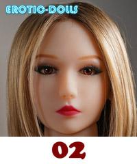 SM head #02