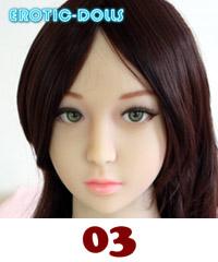 SM head #03