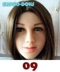 SM head #09