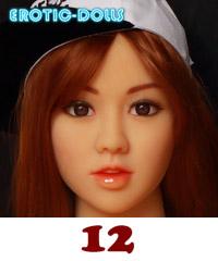 SM head #12