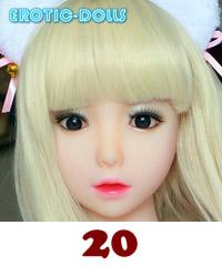 SM head #20
