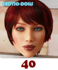 SM head #40