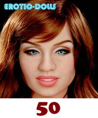SM head #50