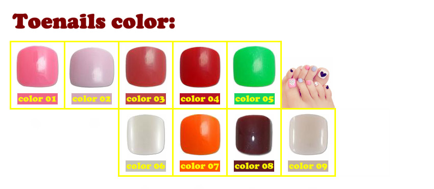 SM toenails color option EN