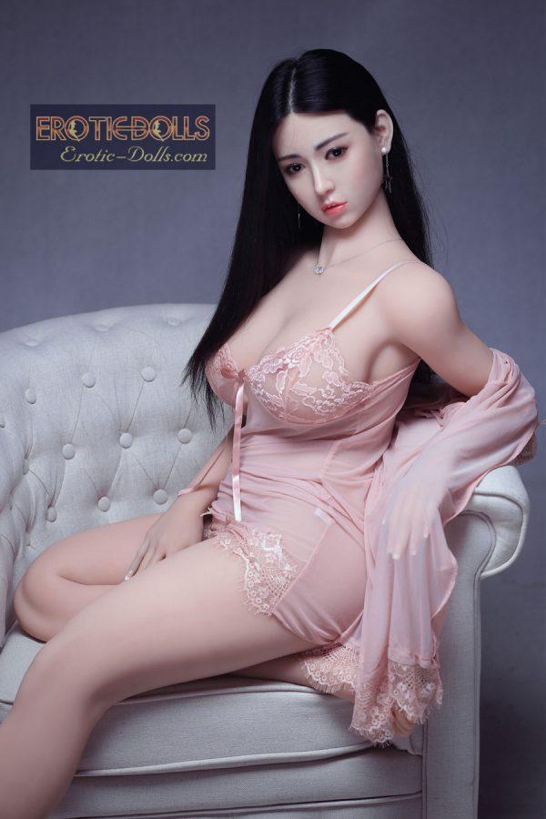 Realistic sex doll Dorothea 6