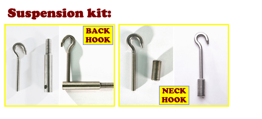 Sino storage hook EN