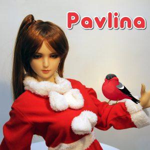 Sex doll 100cm Pavlina basic