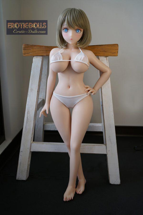 Anime mini sex doll Elok 08