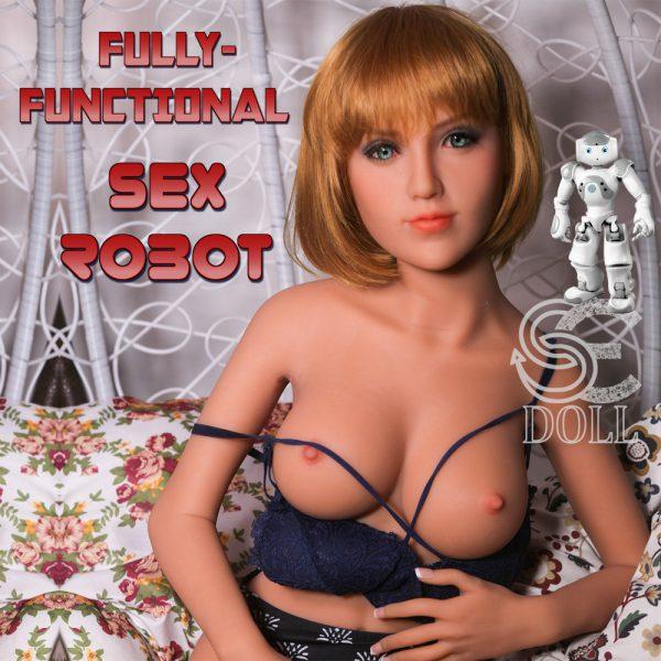 Sex bot, robot sex doll Mariam basic