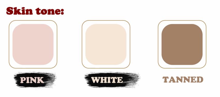 Piper Silicone skin tone option EN
