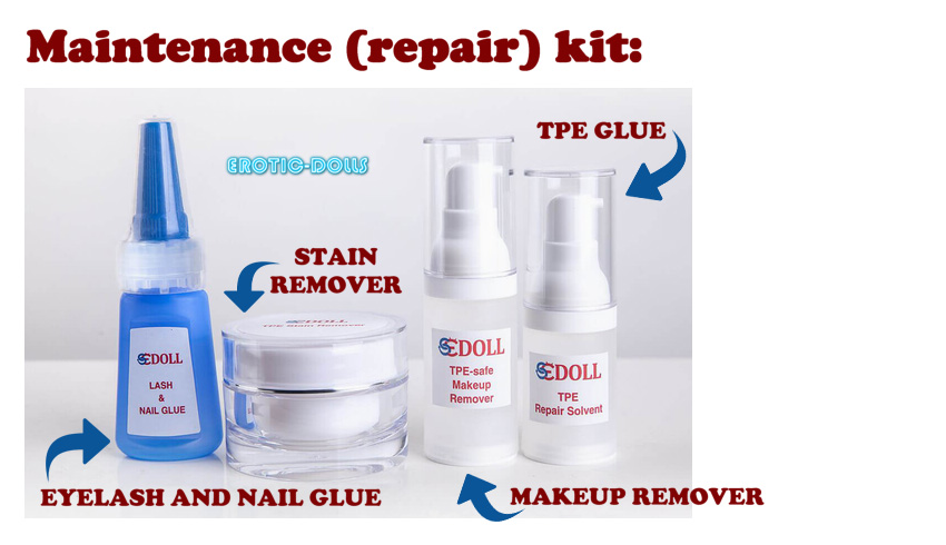 SE maintenance (repair) kit EN