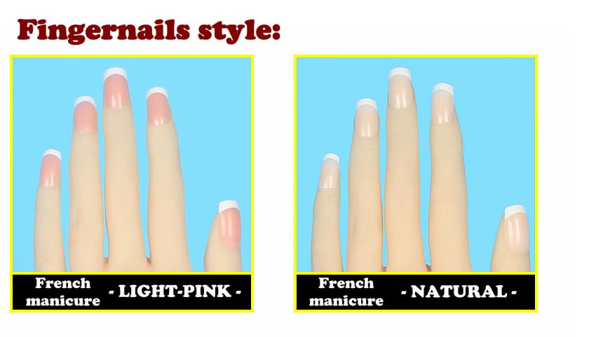YL fingernails EN