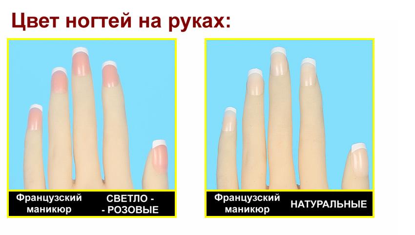 YL fingernails RU