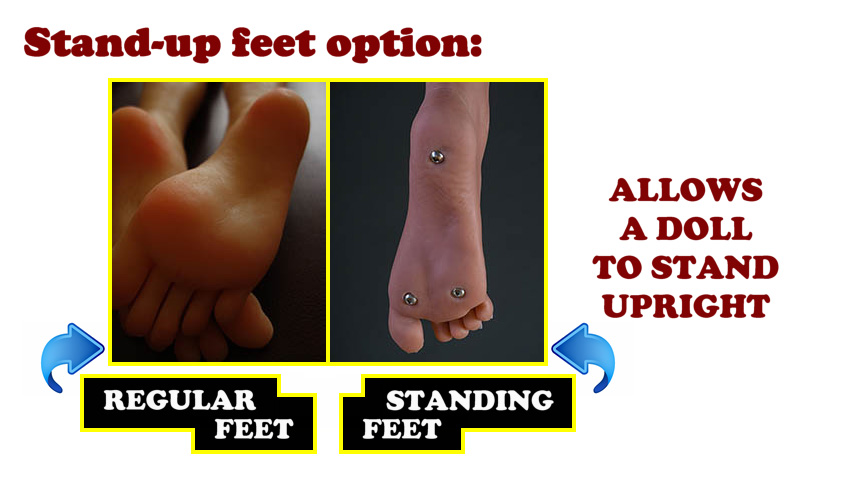 YL stand-up feet option EN