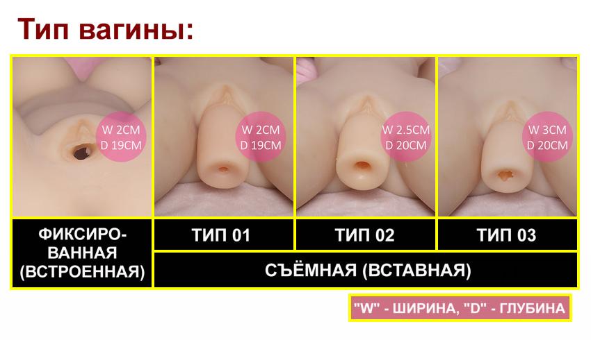 YL vagina type RU