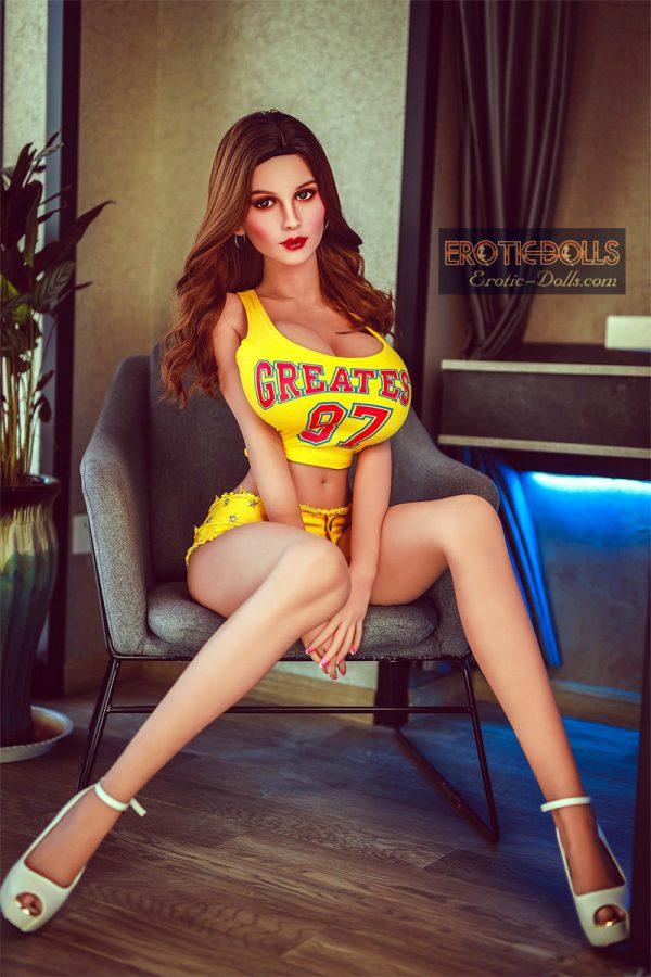 Sex doll Breelyn cheerleader 04