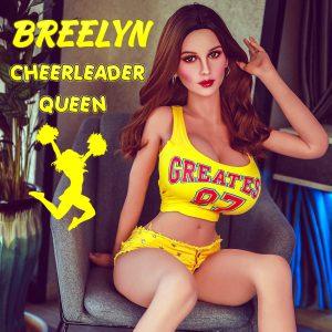 Sex doll Breelyn cheerleader basic